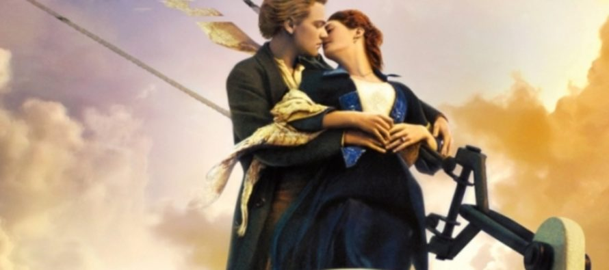 Поцелуй в «Титанике» назван лучшим в истории голливудского кино