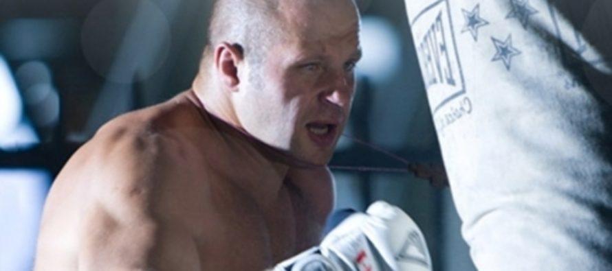 Боксер Соннен решил заменить Митриона в бою с Емельяненко