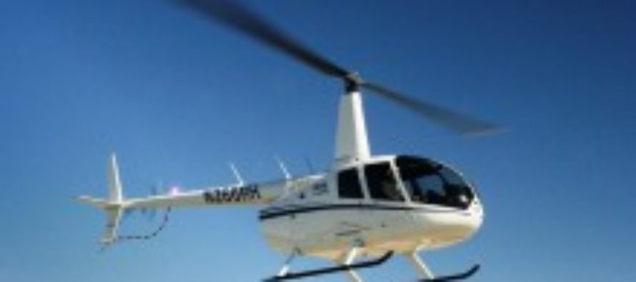 Алтайский олигарх вновь упал на вертолёте