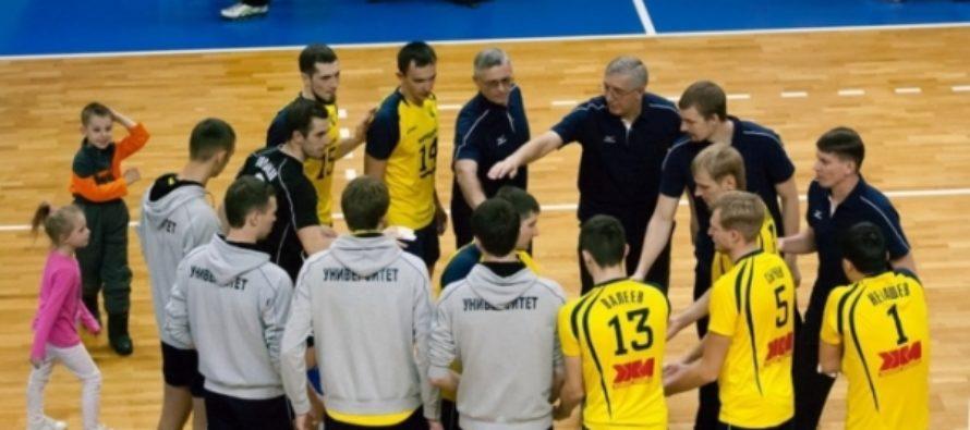 Барнаульский «Университет» продолжает погоню за лидерами Высшей лиги «А»