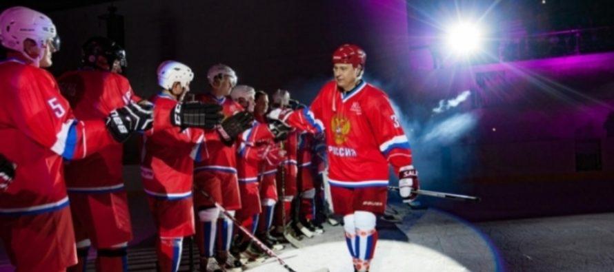 Такой хоккей нам нужен: шоу с участием звезд спорта прошло в Барнауле