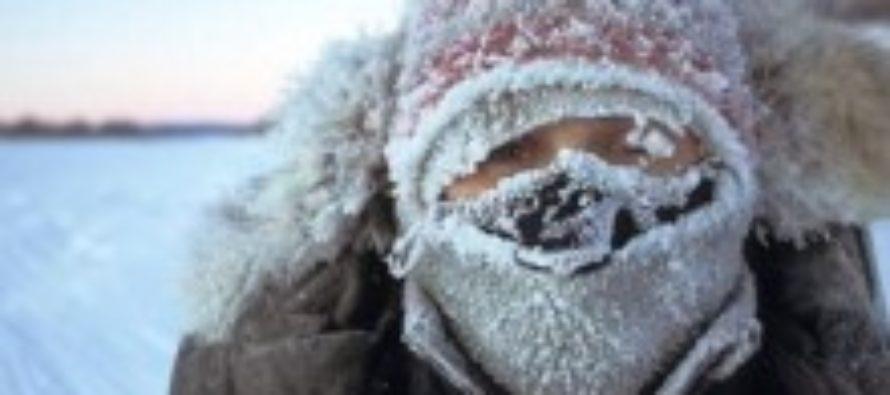 Алтай накрывают холода