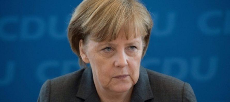 Меркель: после холодной войны мир не смог наладить отношения с Россией
