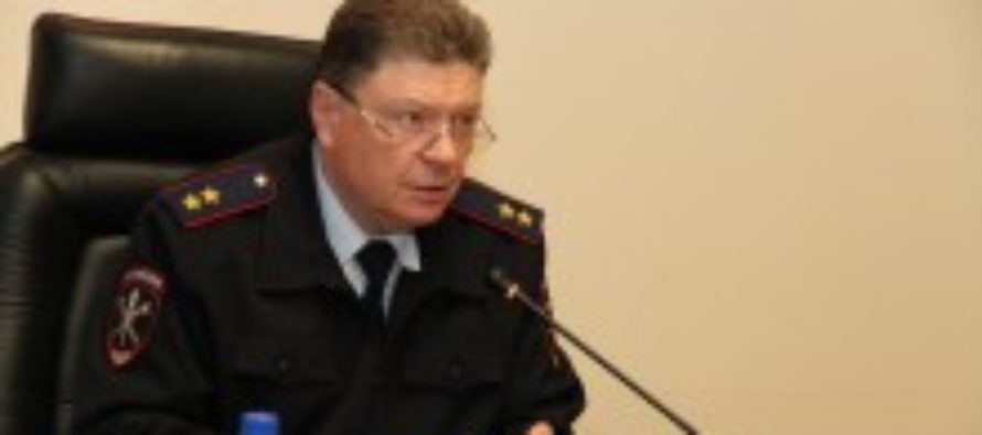 14 февраля — прямая линия с начальником краевого управления МВД