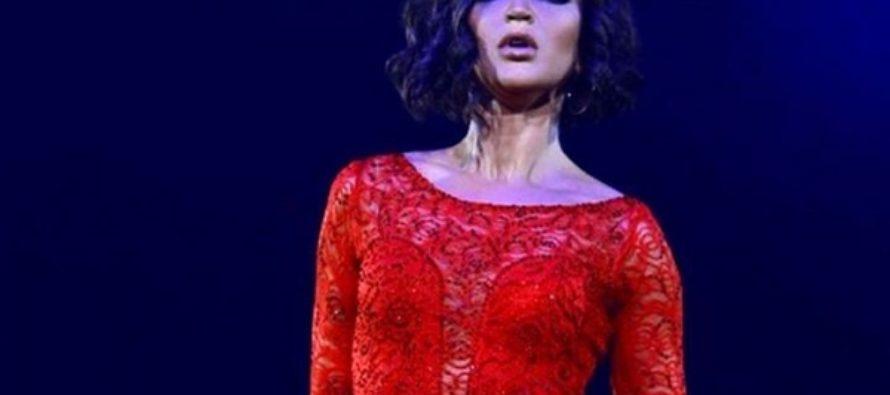 Ольге Бузовой стало плохо во время концерта в Питере