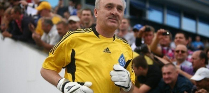 Трехкратный чемпион СССР по футболу Виктор Чанов умер на 58-м году жизни