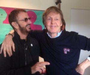 Пол Маккартни и Ринго Старр объединились для создания нового альбома