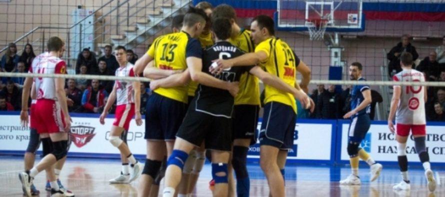 Барнаульский «Университет» поделил очки с лидером чемпионата из Ярославля