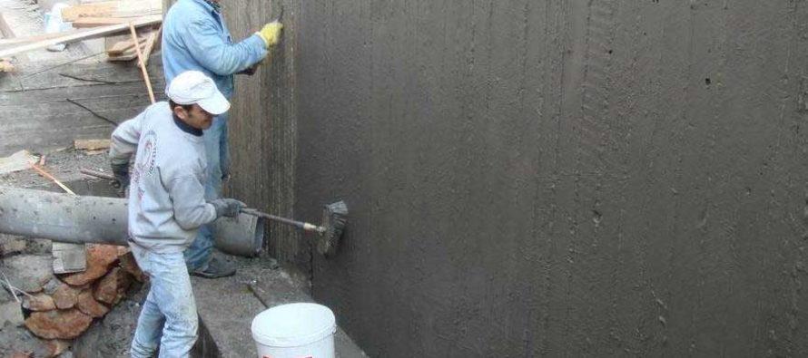 Каким образом происходит гидроизоляция бетона?