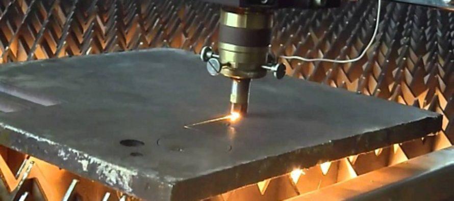 Какова технология лазерной резки металла?