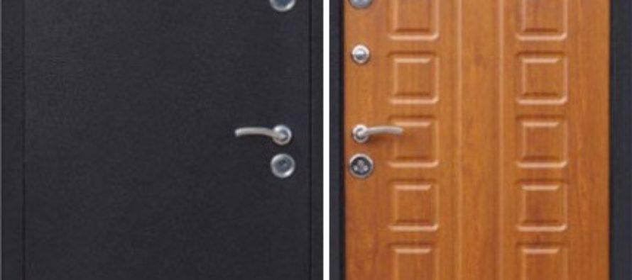 По каким характеристикам необходимо выбирать металлические двери?