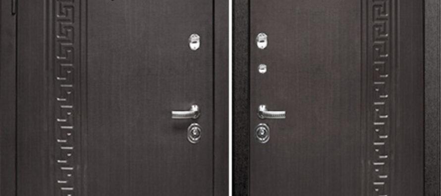 Какие металлические двери подойдут для квартиры?