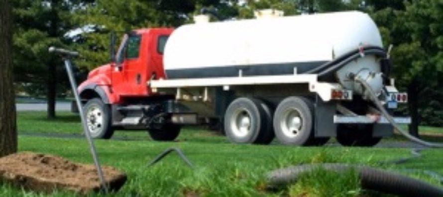 Способы очистки канализационных ям