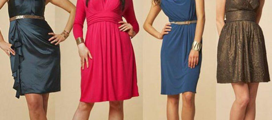 Какие виды платьев бывают?