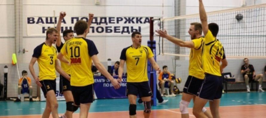 Барнаульский «Университет» продолжает победную серию и в шагах от Суперлиги
