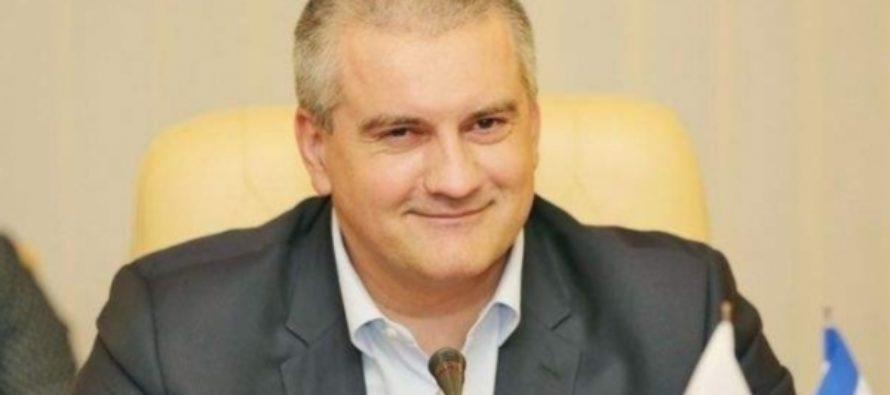 Глава Крыма Аксенов считает, что Путин должен быть пожизненным президентом