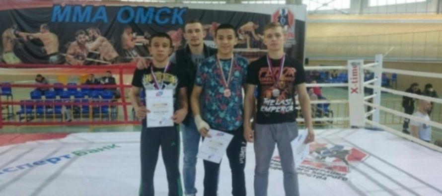 Чемпионат и первенство Сибирского федерального округа по ММА прошел в Омске