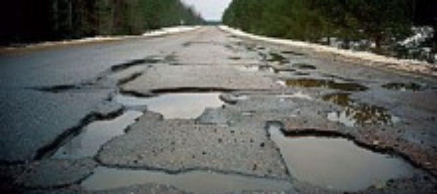 В апреле ограничат движение большегрузов по дорогам Алтая