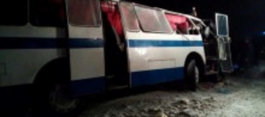 Автоперевозчики заступились за хозяина разбившегося автобуса