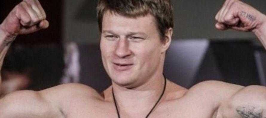 WBC отстранил российского боксера Поветкина на неопределенное время