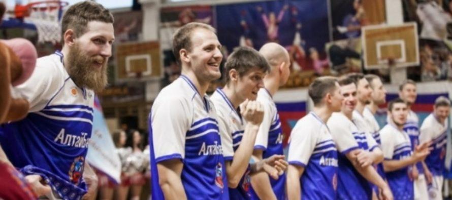 «АлтайБаскет» начнет 14 марта борьбу в плей-офф против «Нефтихимика»