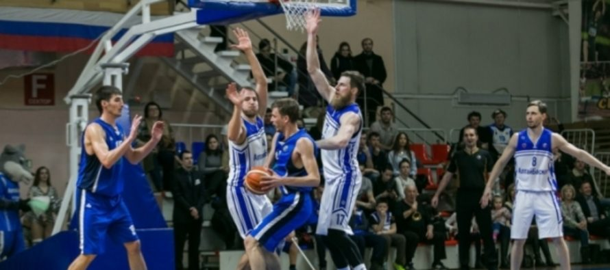«АлтайБаскет» 29 марта начнет борьбу за выход в финал Суперлиги-3