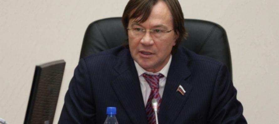 Депутат Александр Терентьев: Госдума перестает быть «бешеным принтером»