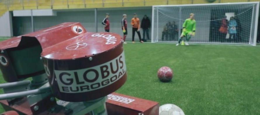 Открытие футбольного манежа «Темп» состоялось в Барнауле
