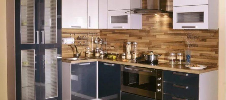 Из каких материалов изготавливают современные кухни?