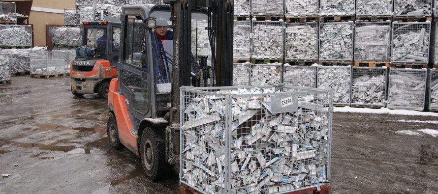 Сфера применения отходов из ПВХ профиля