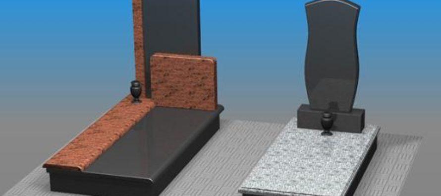 Из каких материалов изготавливают памятники?