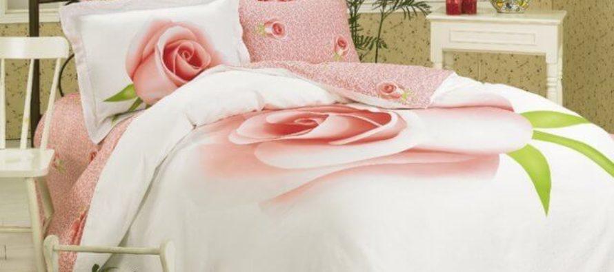 Из каких материалов изготавливают постельное белье?