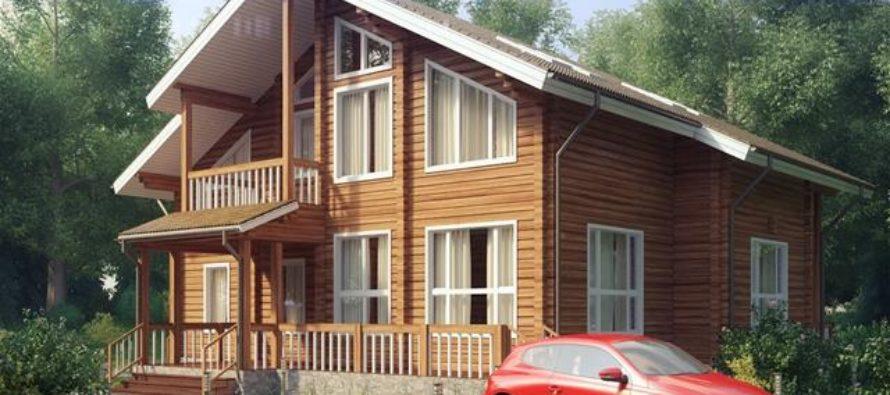 Как грамотно составить проект деревянного дома?