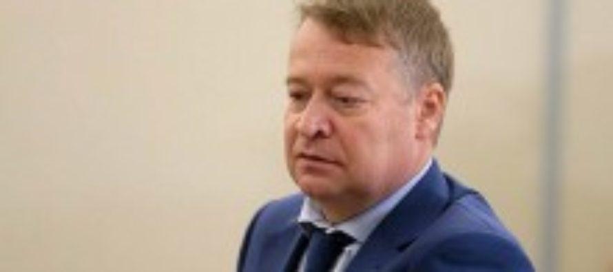 Арестован очередной российский губернатор