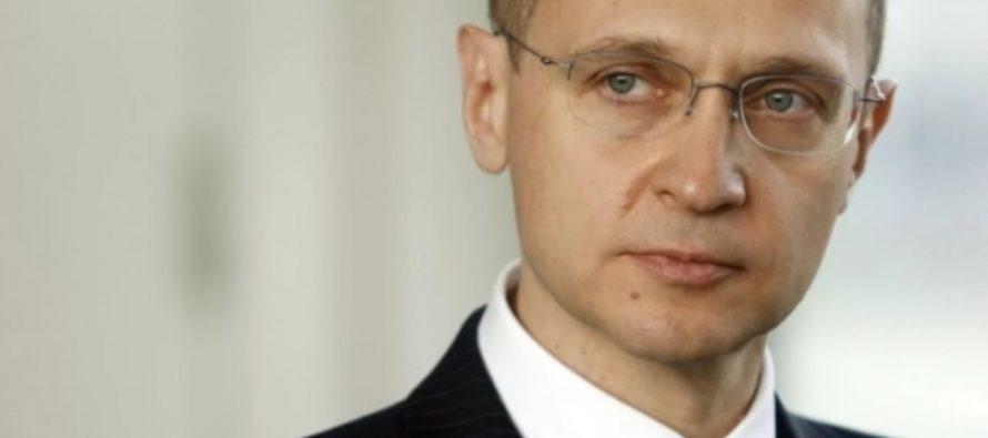 Губернатор встретился с первым замглавы администрации президента Кириенко