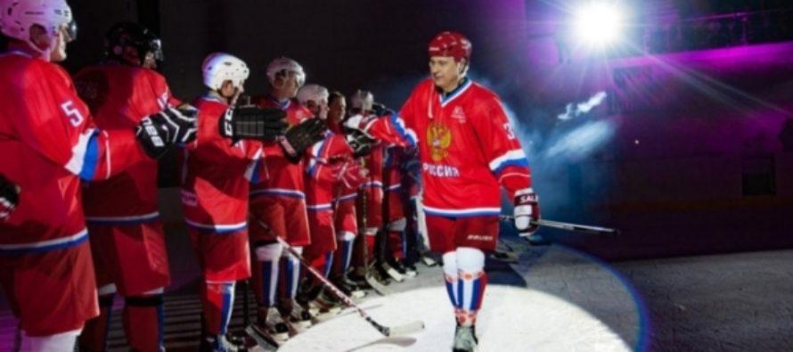 Алтайские власти обсудили концепцию развития хоккея в регионе с Минспортом