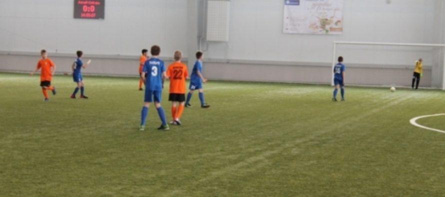 Первый тур «Футбольной битвы» прошел 15 апреля в СК «Темп»