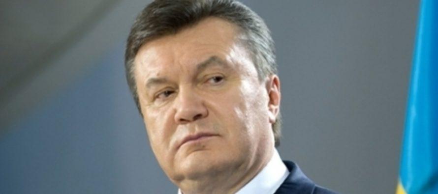 Закон, позволяющий заочно арестовать Януковича, подписал Порошенко