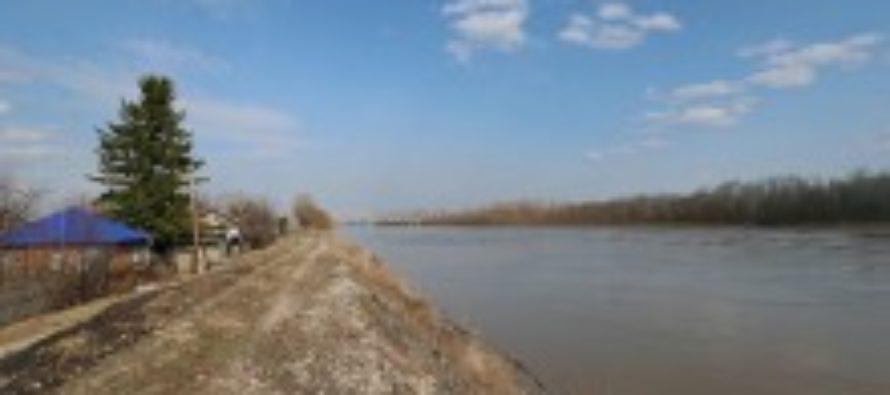 Вторая волна паводка в Алтайском крае может быть серьезней первой