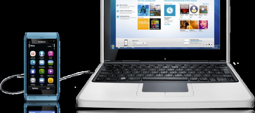 Обзор программы Nokia PC Suite