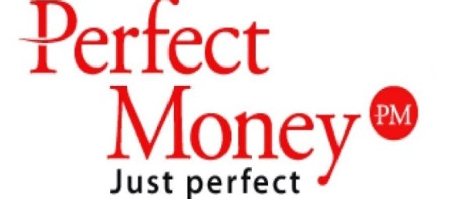 Как происходит пополнение Perfect Money