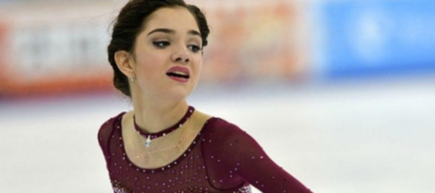 Российская фигуристка Медведева стала двукратной чемпионкой мира
