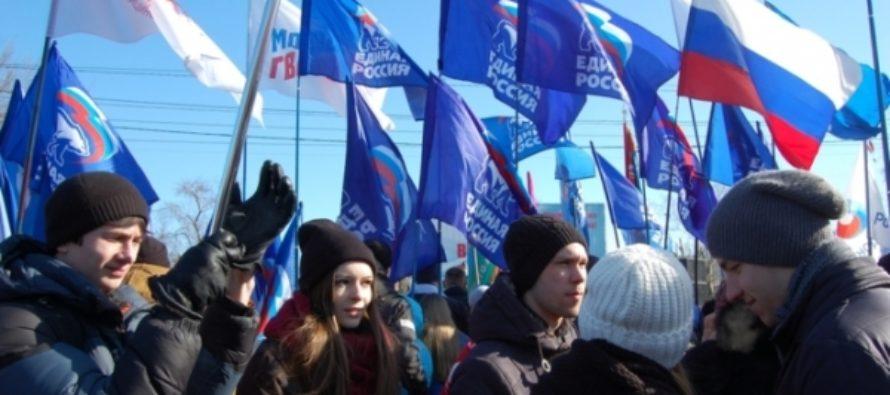 «Единая Россия» в Барнауле проводит голосование по темам для праймериз