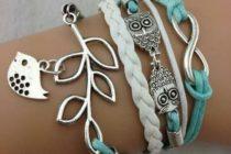 Виды браслетов для девушек