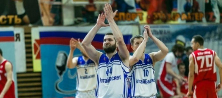 Команда «АлтайБаскет» проиграла финальную серию за золото Суперлиги-3