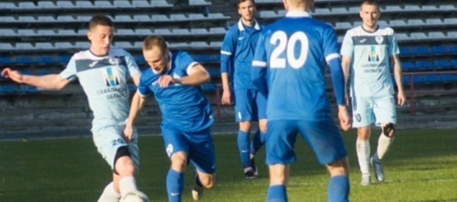 Барнаульское «Динамо» обыграло «Сахалин» в первом матче 2017 года