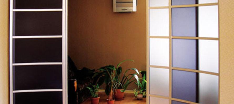Преимущества раздвижных межкомнатных дверей