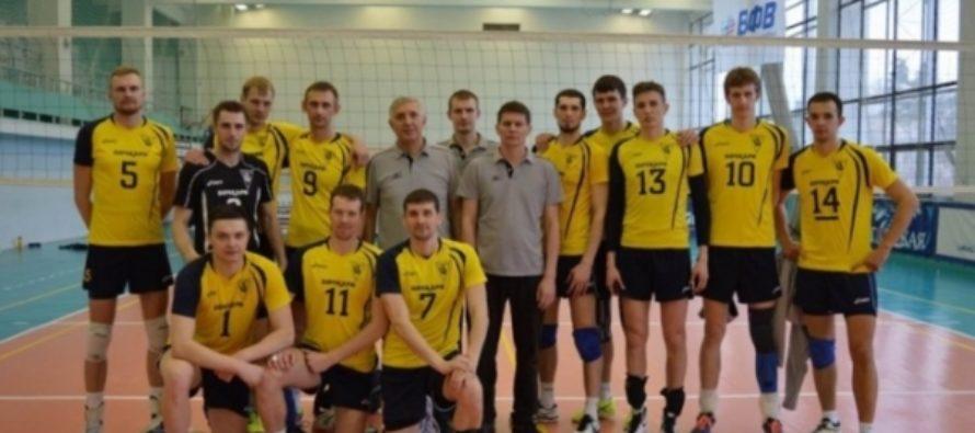 Барнаульский «Университет» выиграл серебро Высшей лиги «А» по волейболу