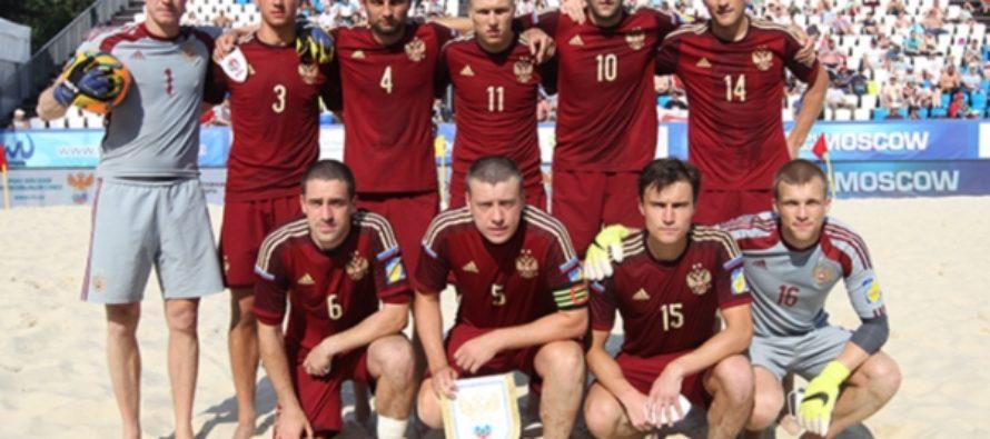 Товарищеский матч по пляжному футболу состоится в Барнауле
