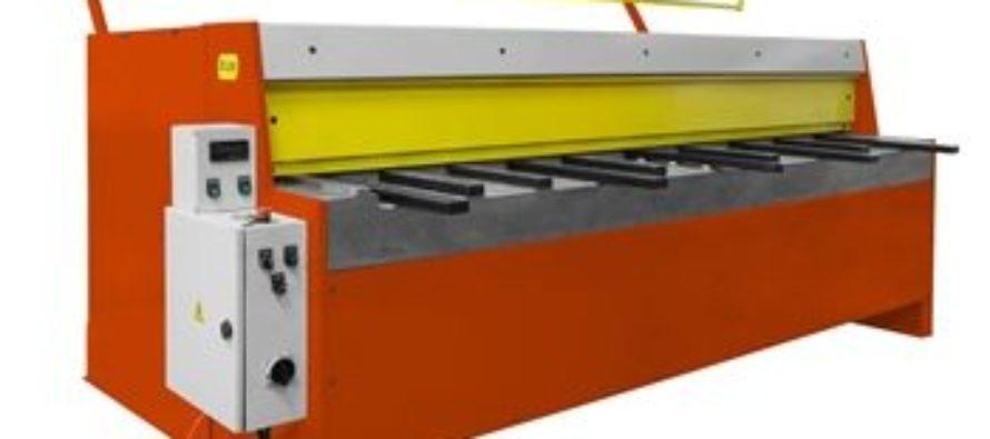 Гильотина – высокотехнологичное оборудование для рубки металла
